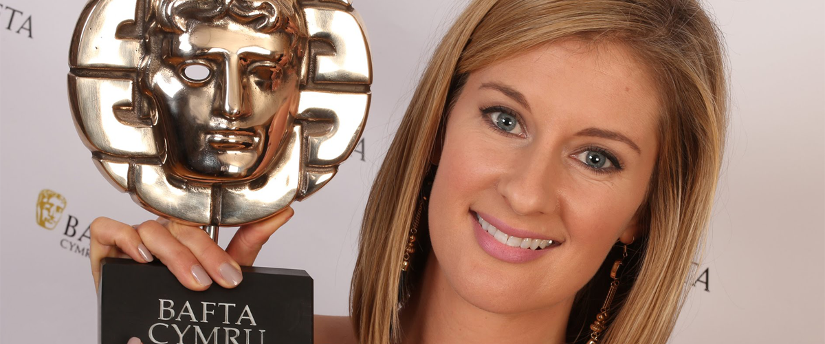Clare Sturges Cardiff Mini Film Festival Special Guest Judge